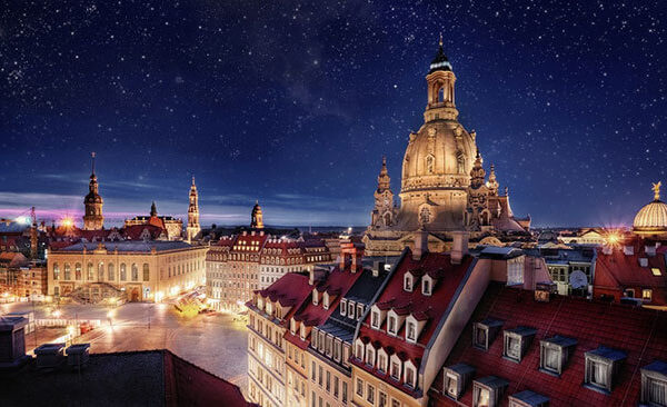 Dresden-germany-church